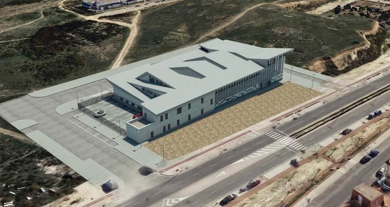 Centro Salud Puerto Norte