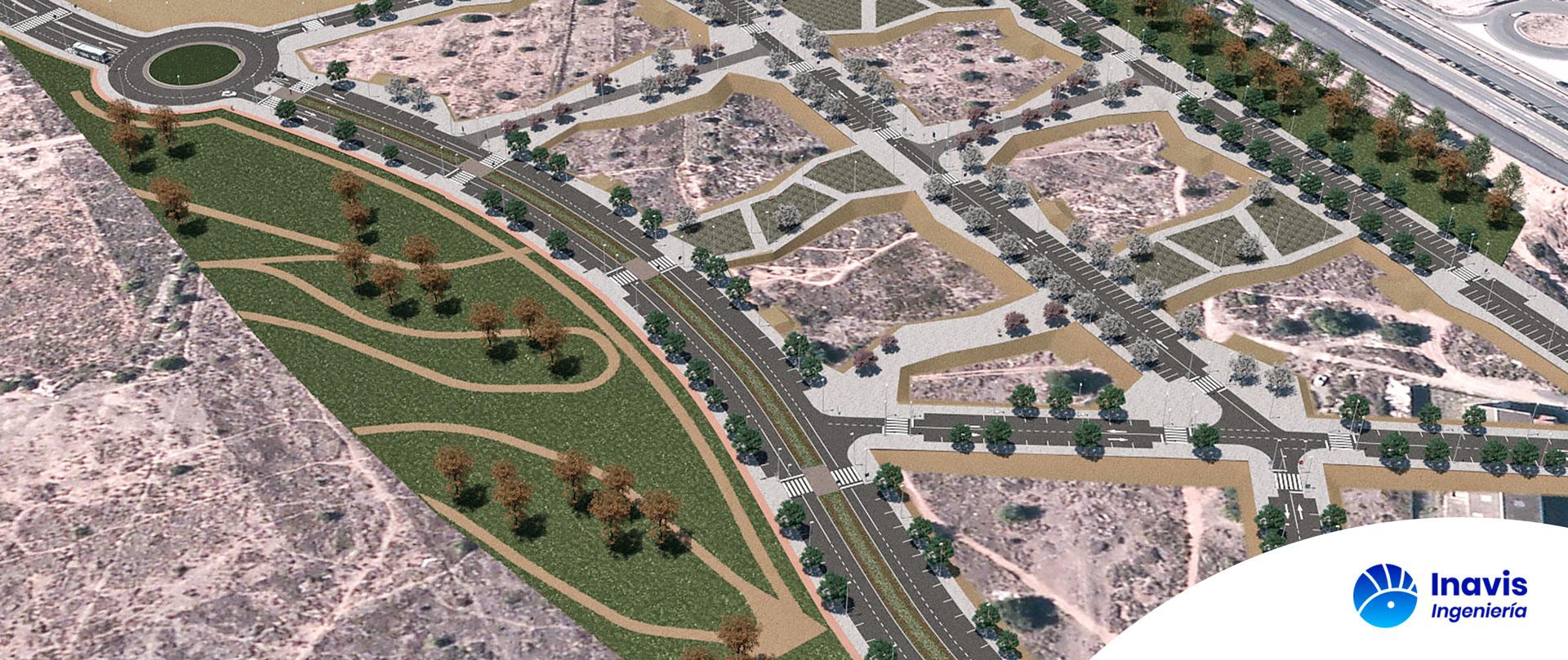 PROYECTO-urbanizacion-MASTER-BIM-MODELADO