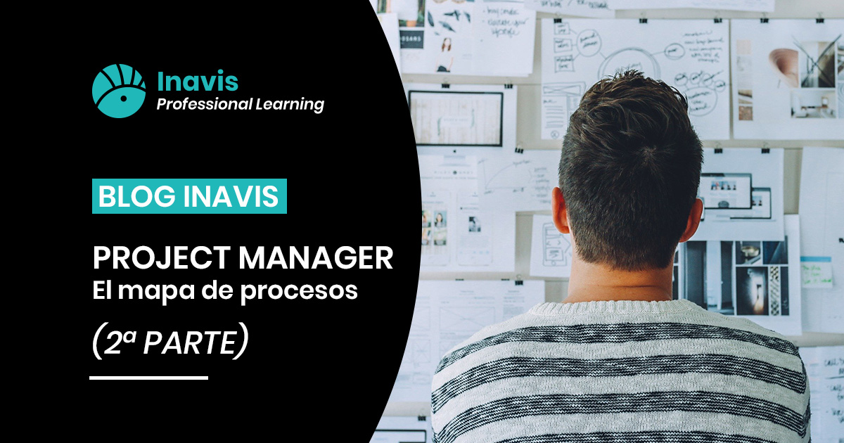 EL MAPA DE PROCESOS SEGÚN EL PMI (Project Manager Institute)