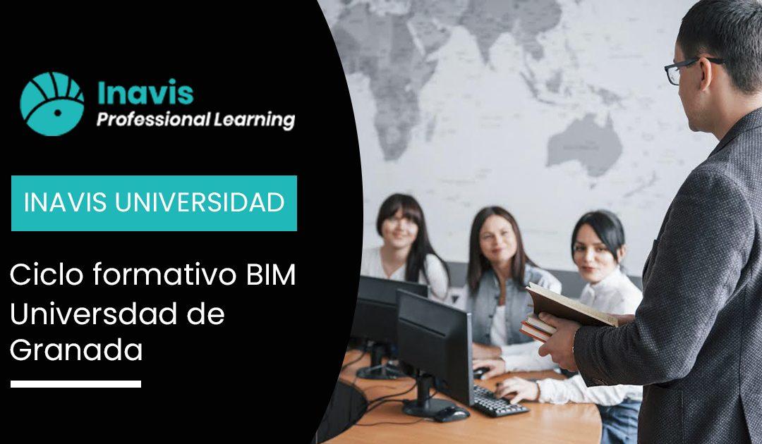 Ciclo formativo BIM en la Universidad de Granada